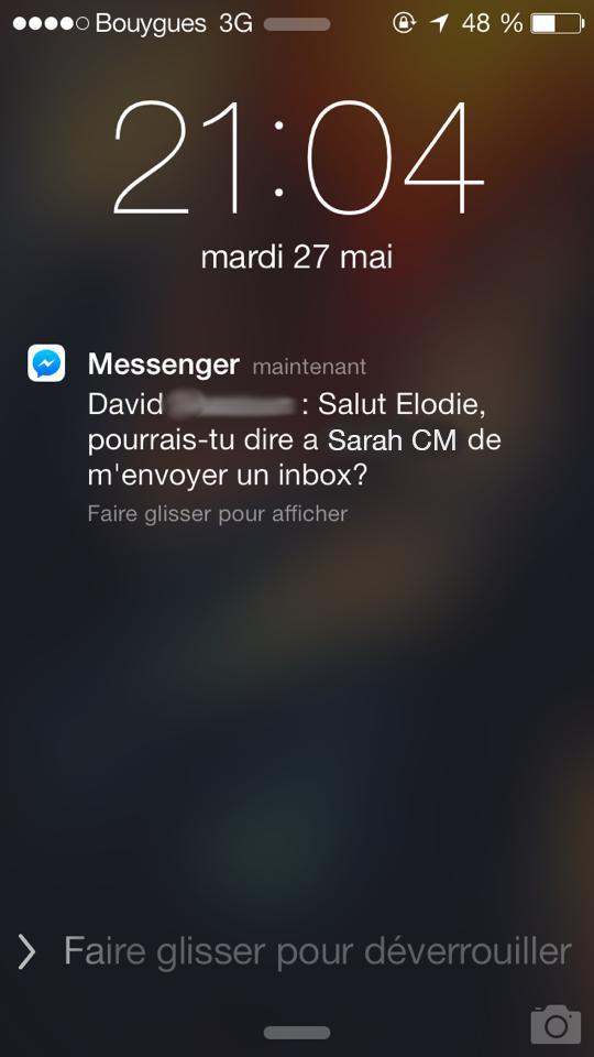 Sarah CM